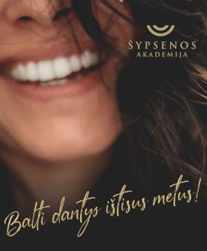 Odontologijos klinika Šypsenos akademija
