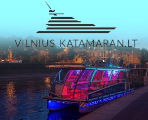 VilniusKatamaran.LT Catamaran Ship